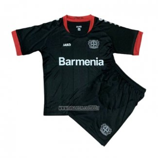 Maglia Bayer Leverkusen Home Bambino 2020-2021