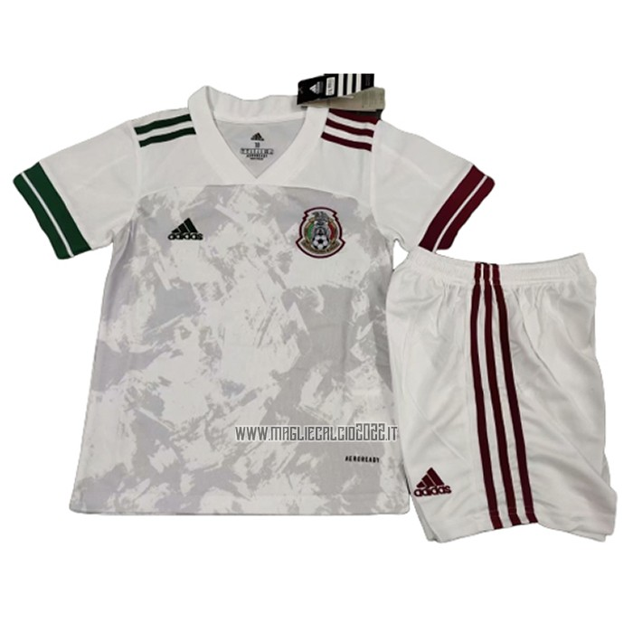Maglia Messico Away Bambino 2020-2021