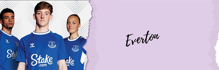 maglie calcio Everton