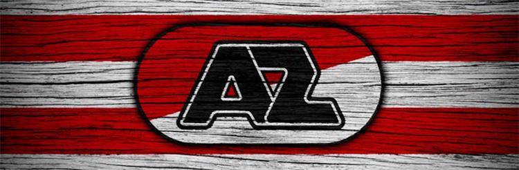 nuova maglie AZ Alkmaar