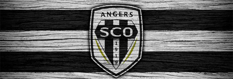 nuova maglie Angers SCO