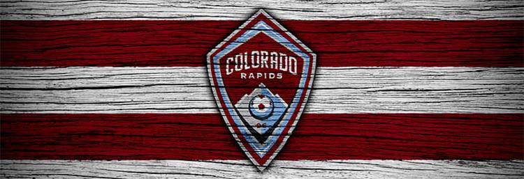 nuova maglie Colorado Rapids