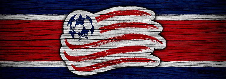 nuova maglie New England Revolution