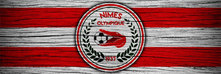 nuova maglie Nimes Olympique