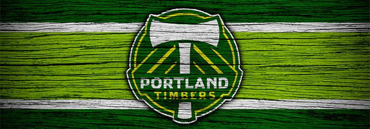 nuova maglie Portland Timbers