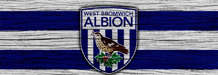 nuova maglie West Bromwich Albion